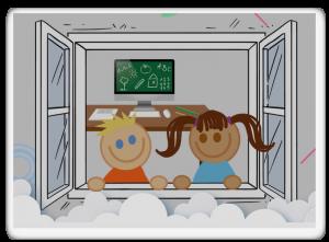 Screenshot Homeschooling4kids